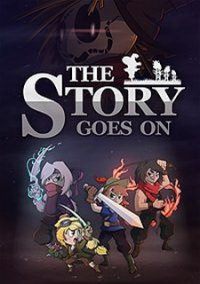 The Story Goes On (2018) – фото обложки игры