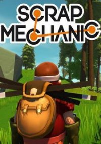 Scrap Mechanic – фото обложки игры