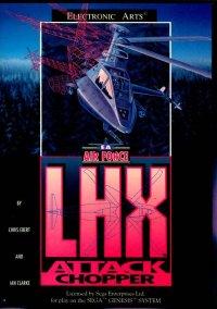 LHX: Attack Chopper – фото обложки игры