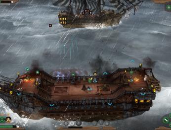 Abandon Ship. Трейлер раннего доступа