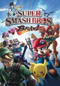 Super Smash Bros. Brawl – фото обложки игры