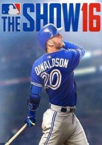MLB 16: The Show – фото обложки игры