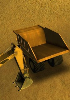 Mining Truck Driving Simulator