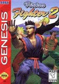 Virtua Fighter 2 – фото обложки игры