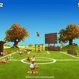 Скриншот Moorhuhn Soccer – Изображение 2