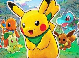 Покемоны снова втопе: Pokemon Mystery Dungeon покорила британский чарт продаж