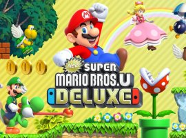 Рецензия на New Super Mario Bros. U Deluxe