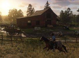 Rockstar выпустила умиротворяющий трейлер ПК-версии Red Dead Redemption 2