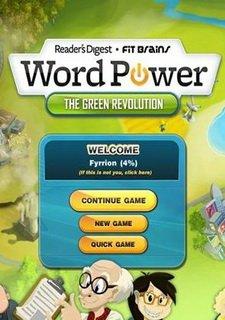 Word Power: The Green Revolution