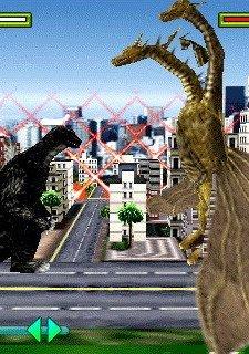 Godzilla - Monster Mayhem