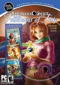 Samantha Swift and the Fountains of Fate – фото обложки игры