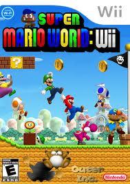 Super Mario World – фото обложки игры