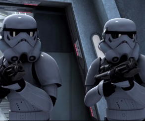 Вот такой была Star Wars Battlefront 3 от Free Radical