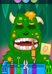 Weird Little Dentist – фото обложки игры