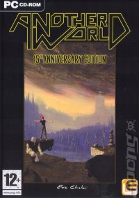 Another World 15th Anniversary Edition – фото обложки игры