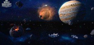 World of Warships. Космический режим