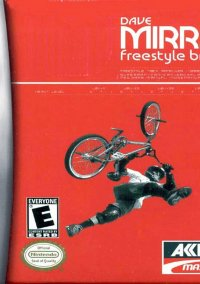 Dave Mirra Freestyle BMX 2 – фото обложки игры