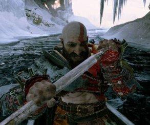 Неадекватный Атрей, гибкий Кратос и много смешных багов God of War c PS4 от самих разработчиков