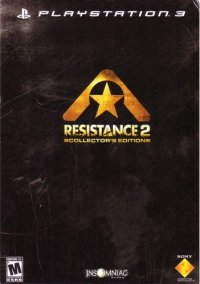 Resistance 2 Collector's Edition – фото обложки игры