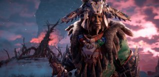 Horizon: Zero Dawn - The Frozen Wilds. Релизный трейлер