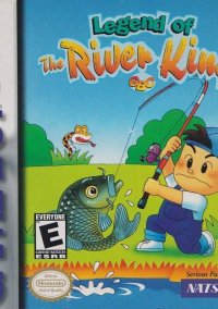 Legend of the River King GBC – фото обложки игры