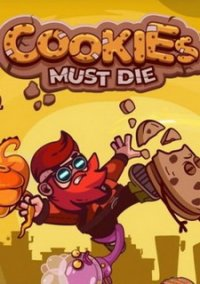 Cookies Must Die – фото обложки игры