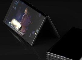 Президент Xiaomi показал складной планшет с гибким экраном, который превращается в смартфон (видео)