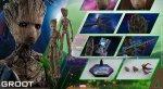 Фигурки пофильму «Мстители: Война Бесконечности»: Танос, Тор, Железный человек идругие герои. - Изображение 66