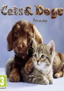 Cats & Dogs: Pets at Play
