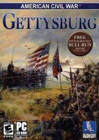 American Civil War: Gettysburg – фото обложки игры
