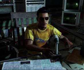 Радиоведущий рассказывает про Кират в трейлере Far Cry 4