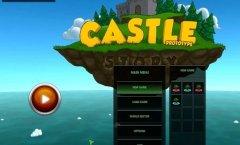 Castle Story. Геймплейная демонстрация возможностей меню и настроек