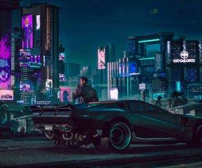 Энтузиаст воссоздал Cyberpunk 2077 в Dreams