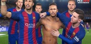 Pro Evolution Soccer 2018. Анонсирующий трейлер