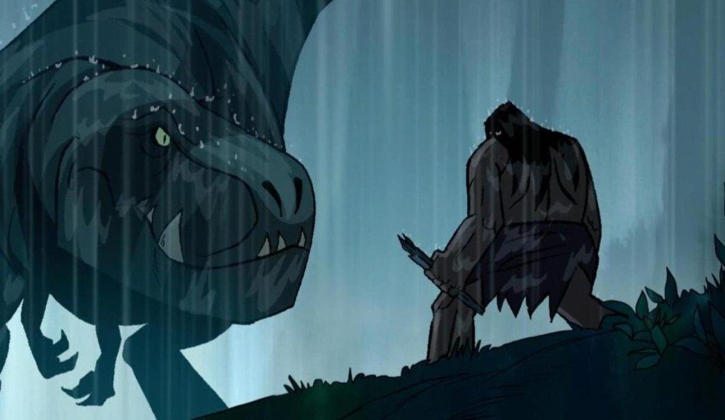 Primal— очень кровавый мультфильм опервобытном человеке отавтора «Самурая Джека» | Канобу - Изображение 3002