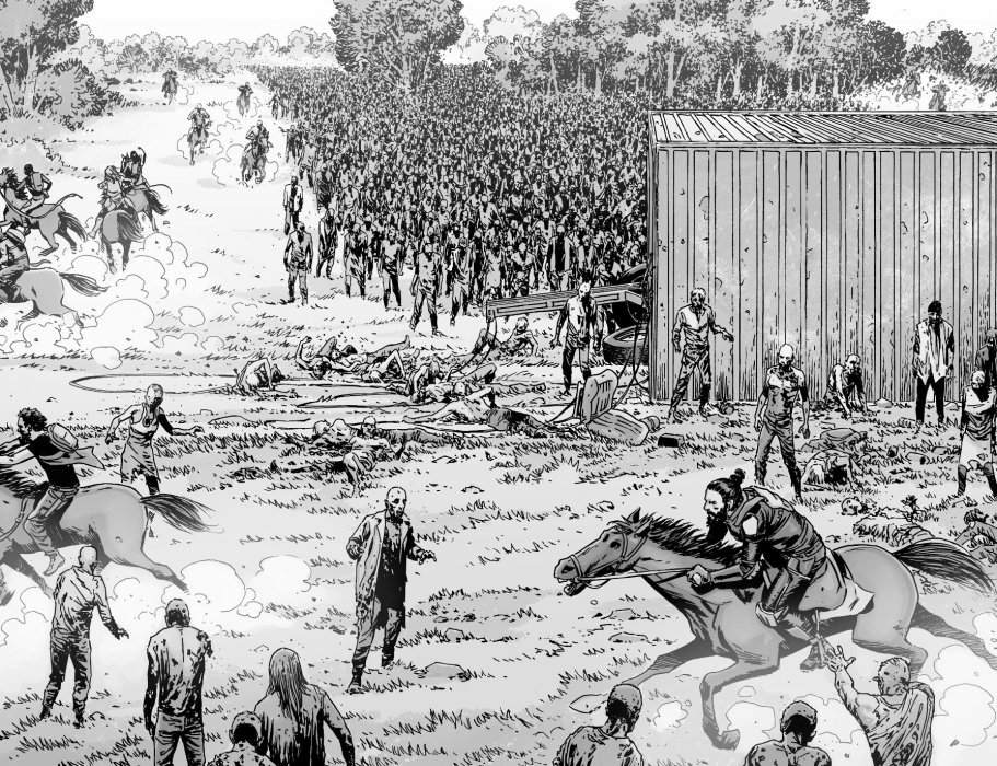 «Ходячие мертвецы» без ходячих мертвецов  | Канобу
