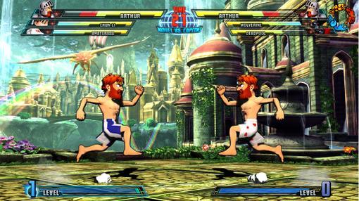 Обзор Marvel vs. Capcom 3: Fate of Two Worlds. Схватка двух йокодзун | Канобу - Изображение 8604