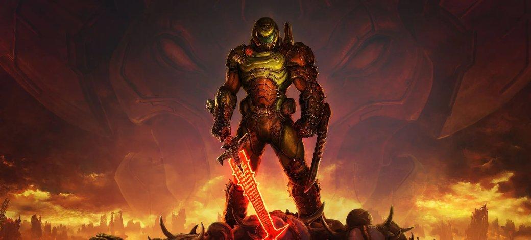 Doom Eternal сгеймпадом иAnimal Crossing: New Horizons. Авот что выиграли напрошлой неделе? | Канобу