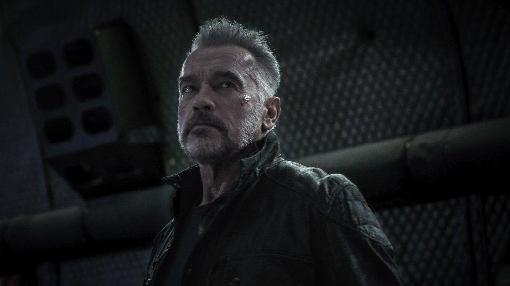 НаComic-Con показали ролик «Терминатора: Темная судьба». Теперь героя Шварценеггера зовут Карл