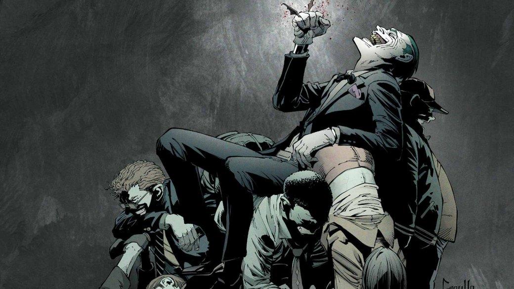 Комикс-вселенную DC в июне ожидают глобальные изменения | Канобу