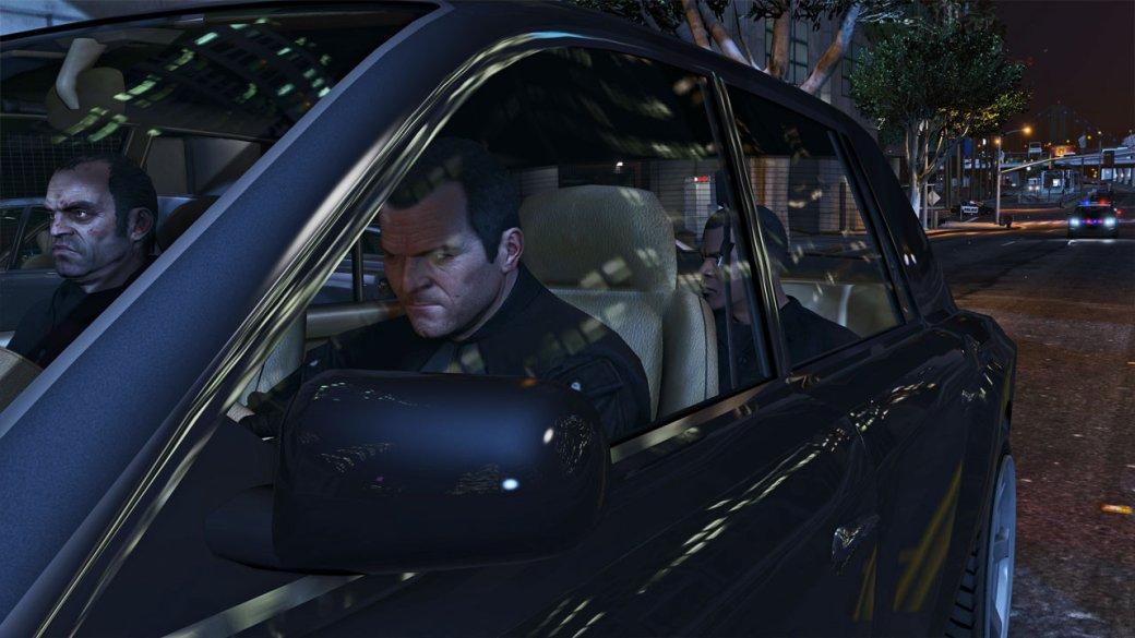 Гифка дня: бесконечные рекламные вывески вGrand Theft Auto5 | Канобу - Изображение 0