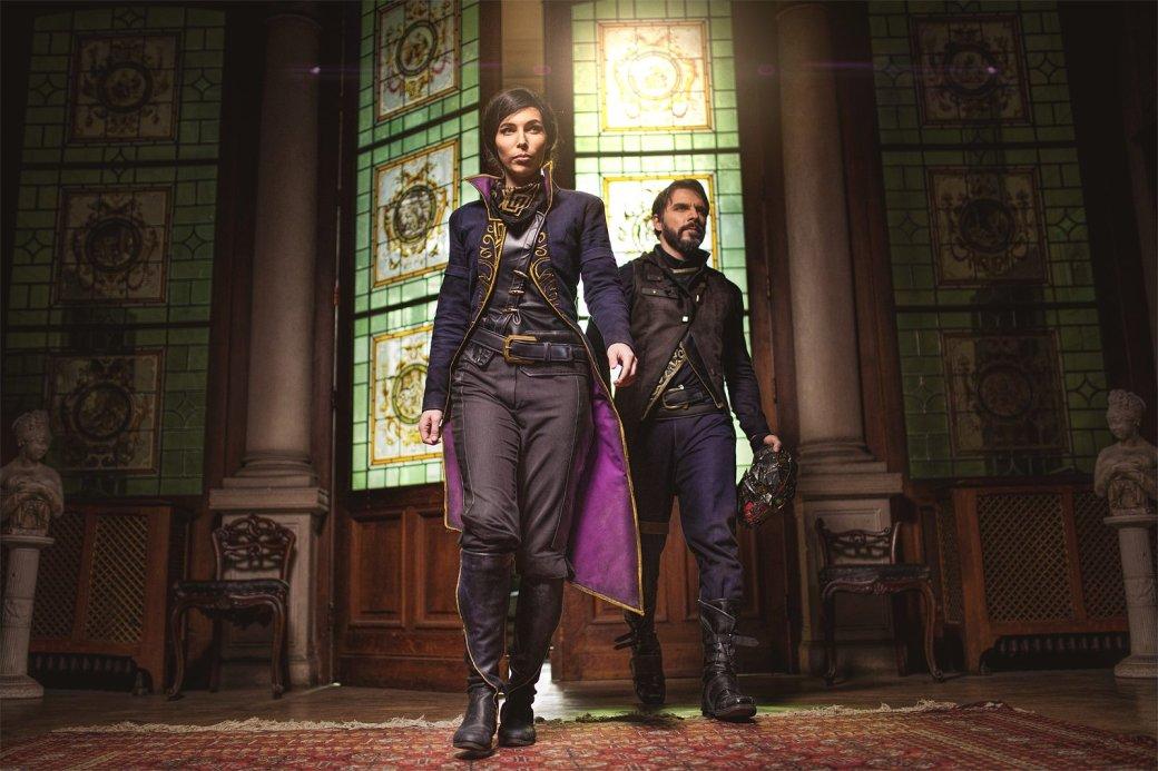 Косплей дня: Корво Аттано и Эмили Колдуин из Dishonored 2   Канобу - Изображение 3511