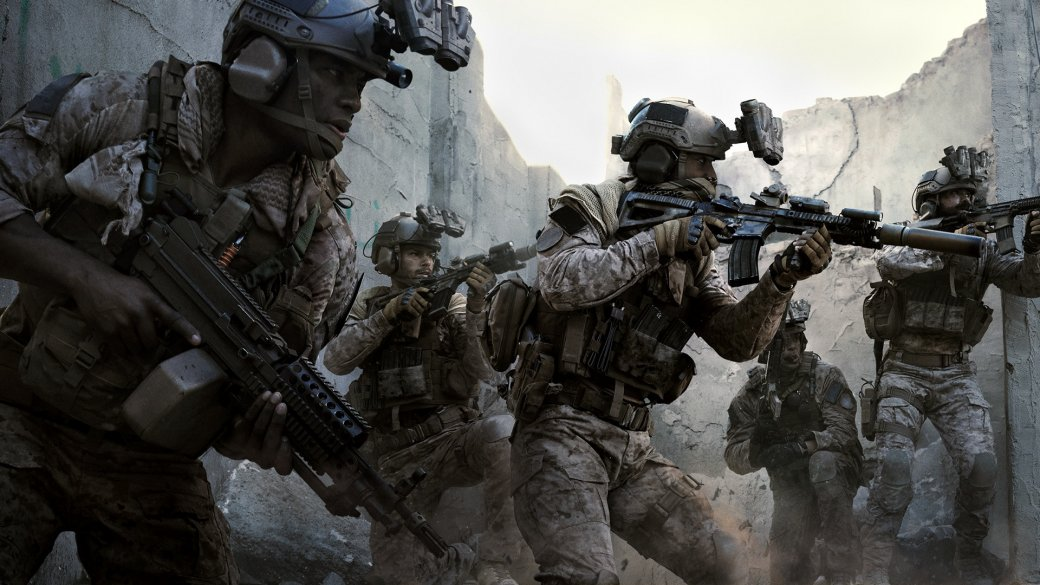 Гайд. Как сыграть вCall ofDuty: Warzone иCall ofDuty: Modern Warfare наPS4 вРоссии | Канобу - Изображение 7325