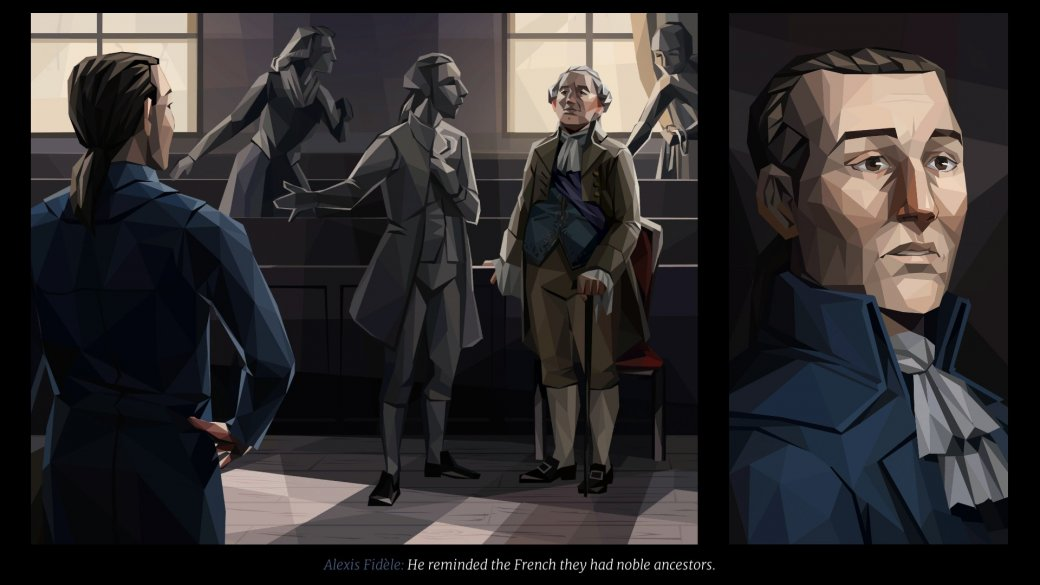 РазбираемWe. The Revolution— (несовсем) симулятор судьи вреволюционной Франции | Канобу - Изображение 4