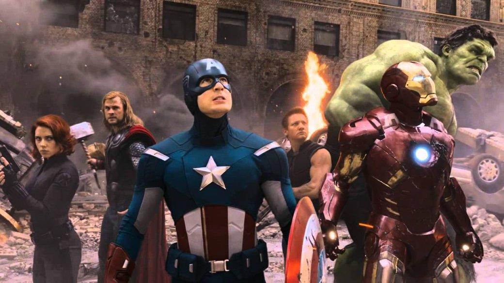Откуда в «Мстителях: Финал» появилась та самая шутка про Капитана Америка | Канобу - Изображение 467