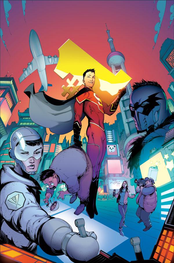 Супергерои, появившиеся вэтом десятилетии | Канобу - Изображение 5160