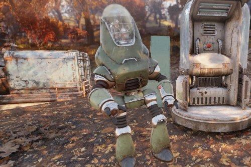 Платный сборщик мусора вFallout 76 должен был появиться настарте игры