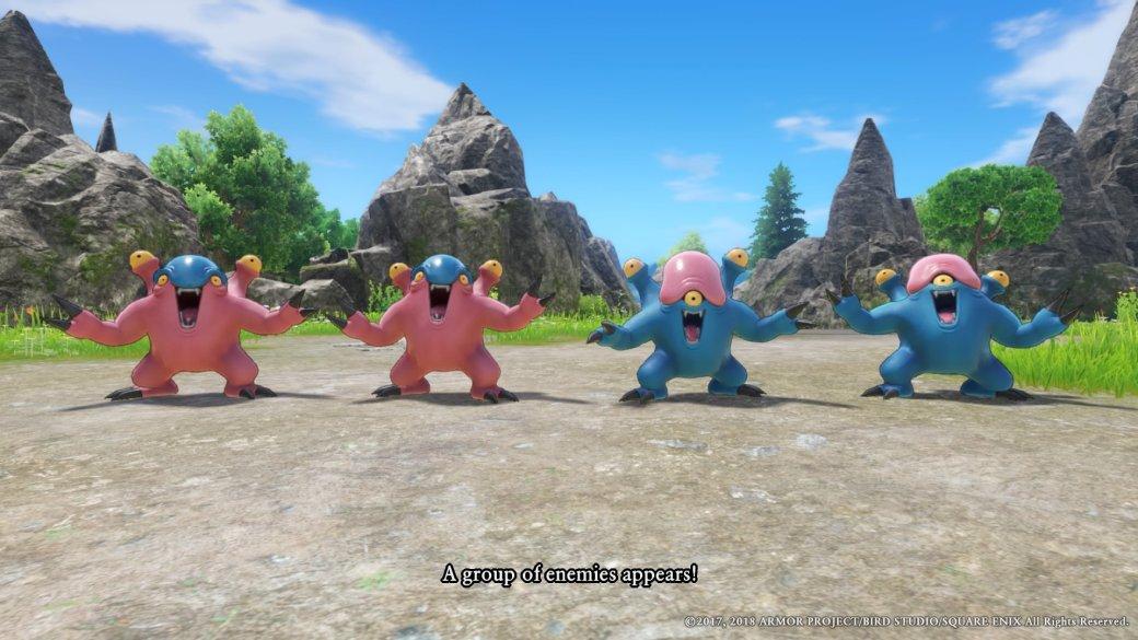 50 невероятно красочных скриншотов Dragon Quest XI | Канобу - Изображение 11561