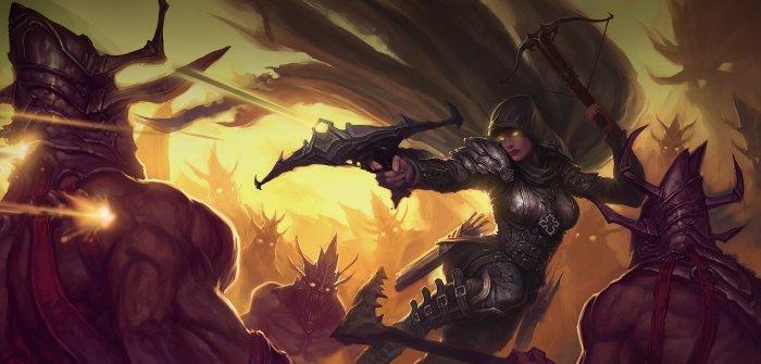 Diablo III. Руководство по Охотнику на демонов. | Канобу - Изображение 5