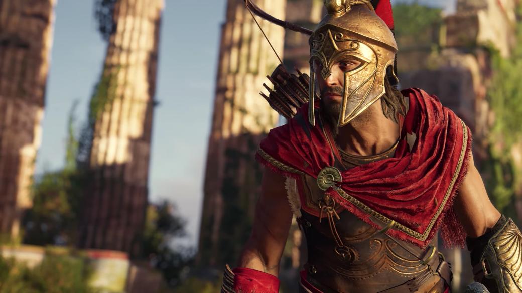 В Assassin's Creed Odyssey появилась трансмогрификация и прокачка до 70 уровня [обновлено] | Канобу - Изображение 184